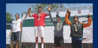 Equipo de Tenis Telcel Campeón en la Olimpiada Nacional 2014