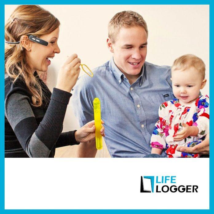 Videocámara Lifelogger