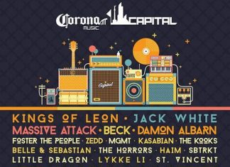 Cartel Corona Capital 2014