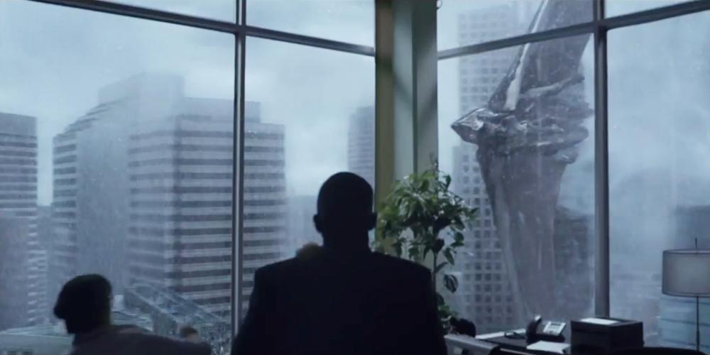Nuevo tráiler de Godzilla
