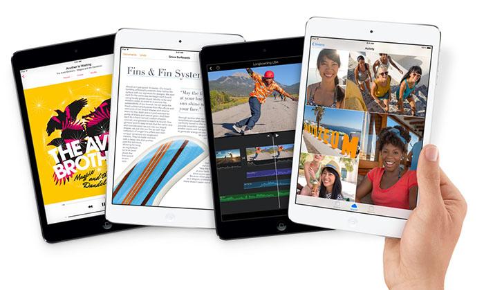 Gadgets mini - iPad mini