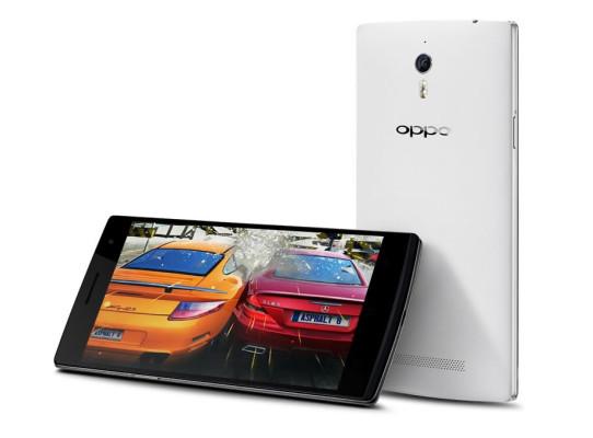 Smartphones para tomar selfies - Oppo Find 7