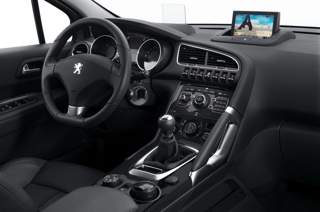 Crossover Peugeot 3008
