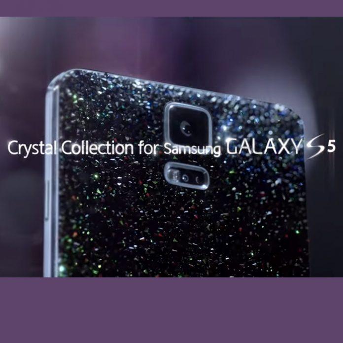 Colaboración entre Samsung y Swarovsky