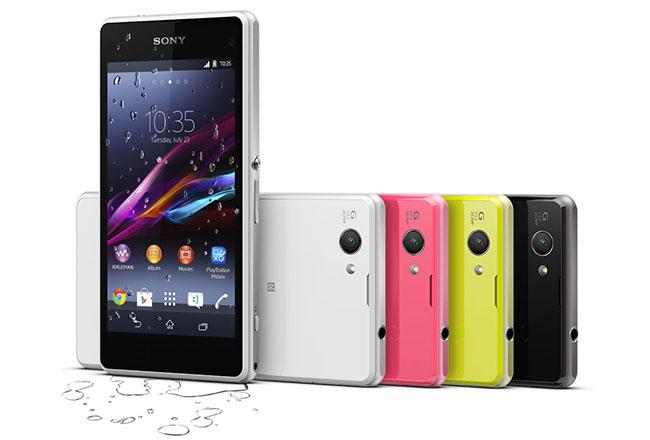 Gadgets Mini - Sony Xperia Z1 Compact
