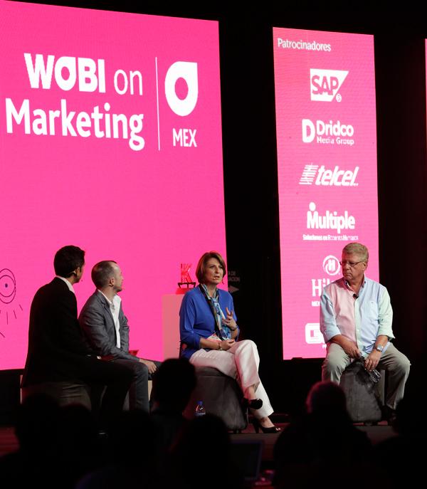 Marcela Velasco en Marcela Velasco en WOBI on Marketing