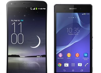 Resolución de pantallas de smartphones