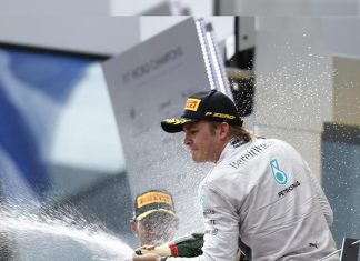 Nico Rosberg, a la cabeza en F1
