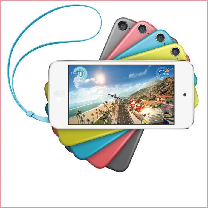 Nuevo iPod Touch