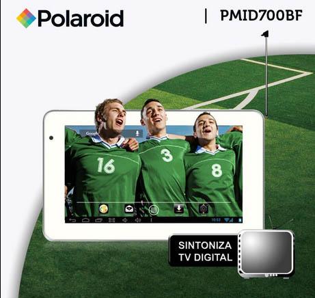 Tablets con TV - Polaroid PMID700BF