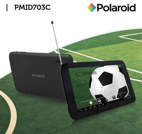 Tablets con TV - Polaroid PMID703C