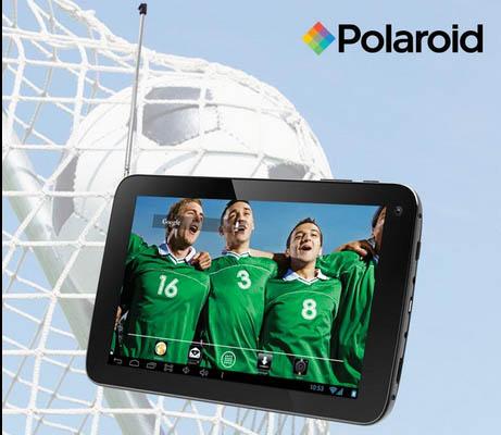Tablets con TV - Polaroid PMID704G