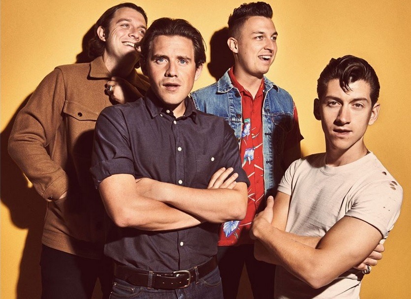 "nuevo video ""Snap out of it"" de Arctic Monkeys"