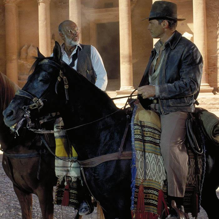 Indiana Jones en Clarovideo