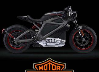 Moto eléctrica Harley Davidson