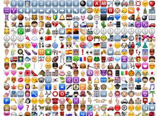 250 nuevos emojis llegan con la versión 7.0 de Unicode
