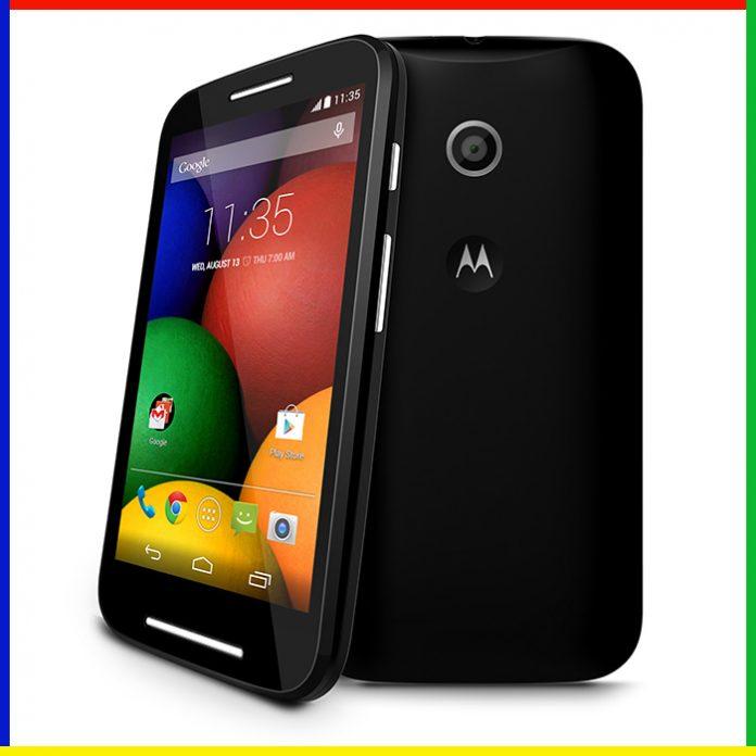 Motorola Moto E con Telcel