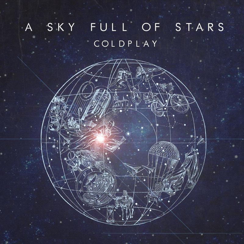"Nuevo video de Coldplay, ""A Sky Full Of Stars"""
