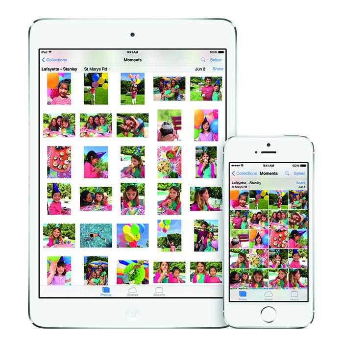 Apple presenta iOS 8 WWDC14