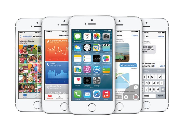 Apple presenta iOS 8 WWDC14