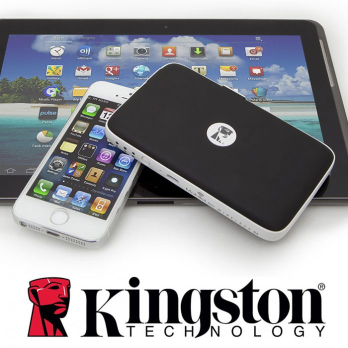 MobileLite Wireless G2 de Kingston
