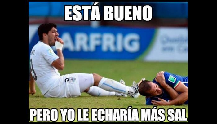 Memes de Luis Suárez
