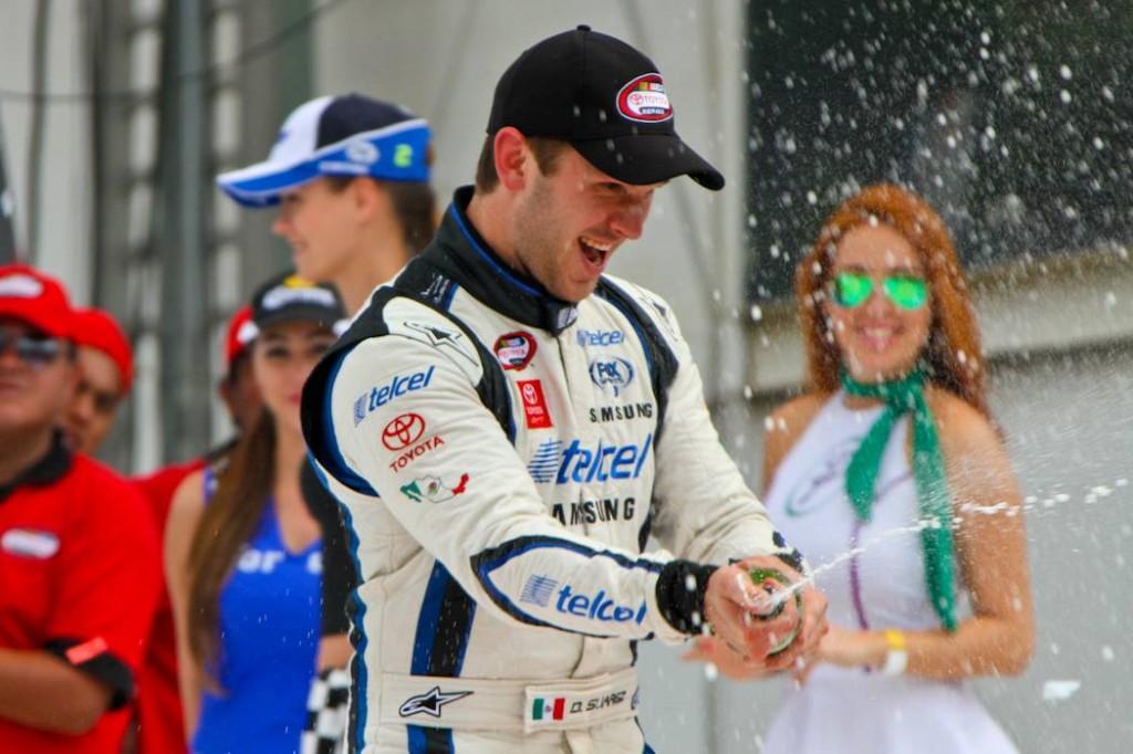 Nascar México 2014 - Telcel Racing