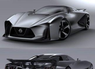 Nissan CONCEPT 2020 Visión Gran Turismo