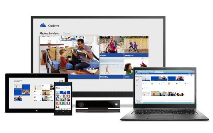 OneDrive está disponible tanto para equipos de escritorio, como para smartphones y tablets con Windows Phone, así como para quellos dispositivos iOs o Android que tengan instalada la aplicación móvil.