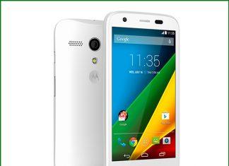 Moto G 4G LTE
