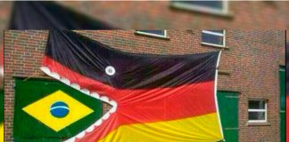 Memes Brasil-Alemania