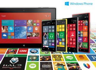 Apps para Windows Phone