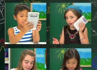 Reacciones de los niños al ver el Game Boy