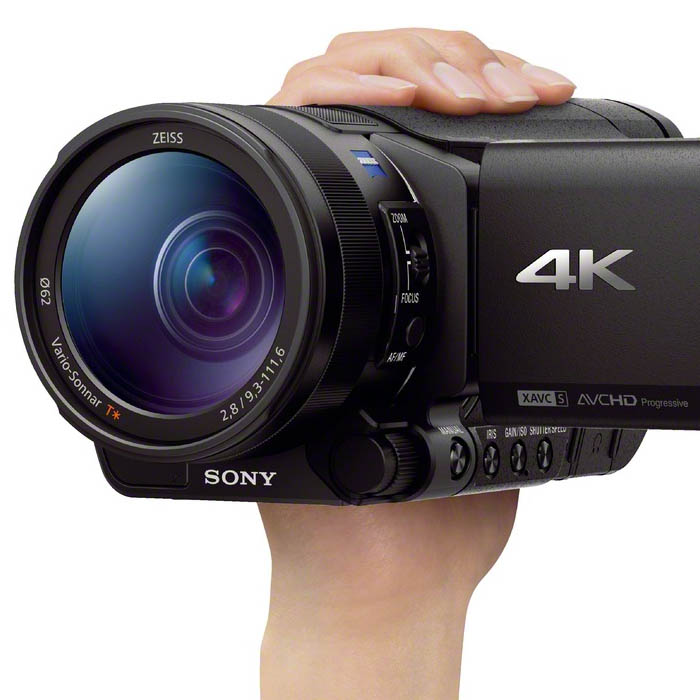 Sony Handycam 4K