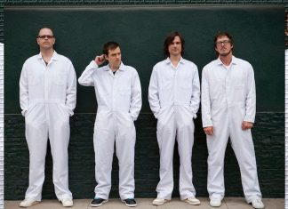 Weezer Back to the shack