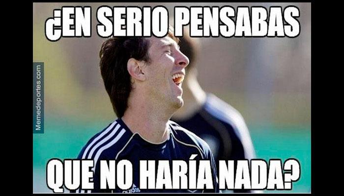 Los memes del Argentina-Holanda