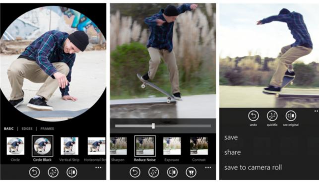Photoshop para Windows Phone