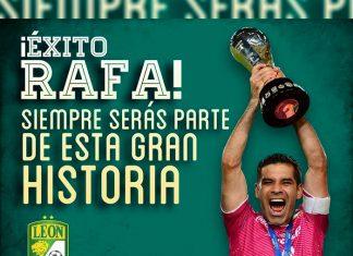 Rafa Márquez se va a Europa