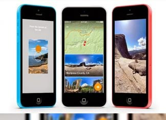 Photo Sphere en iOS