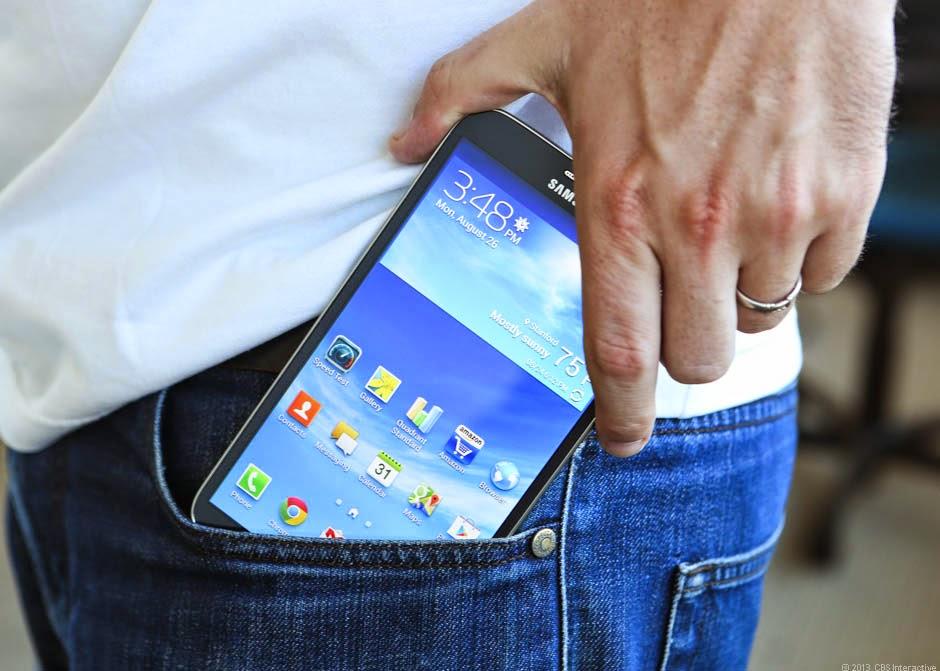 Smartphone contra phablet