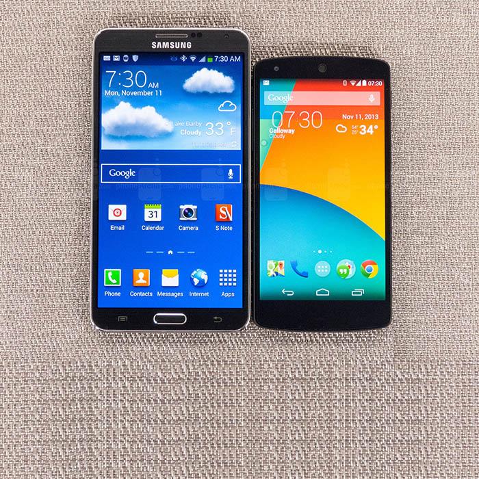 Smartphone vs phablet