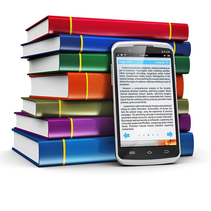 apps para leer en el smartphone