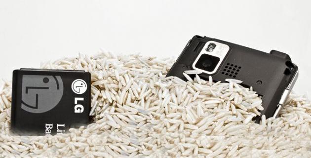 smartphone arroz