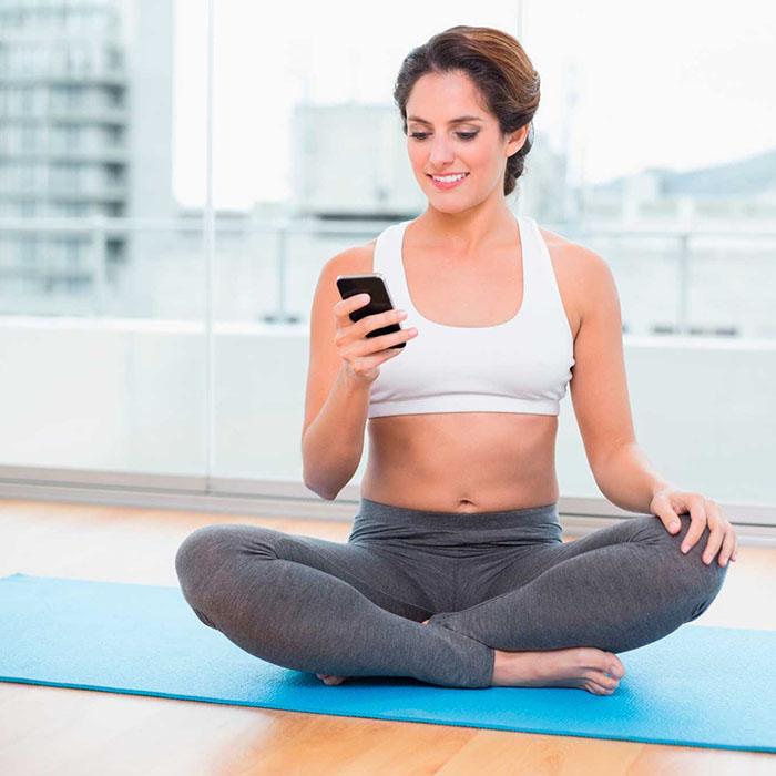 Apps yoga