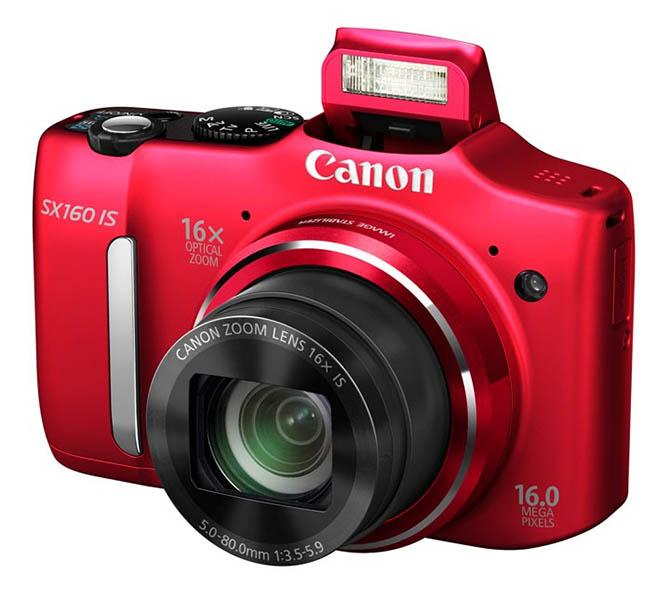 Canon Power Shot SX 160