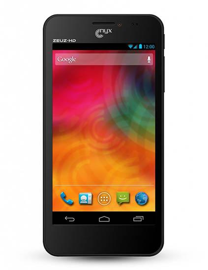 Nyx Mobile Zeuz HD