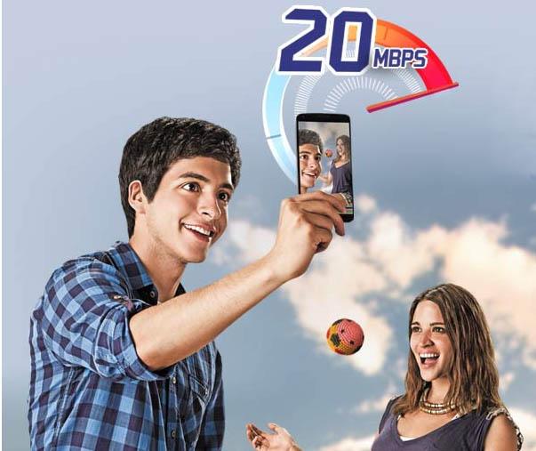 Telcel 4G