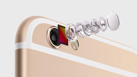 iPhone 6 cámara