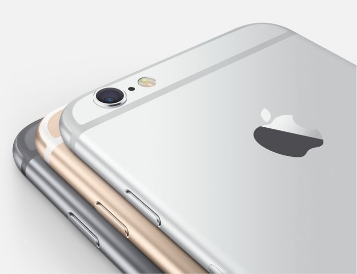 iPhone 6 diseño
