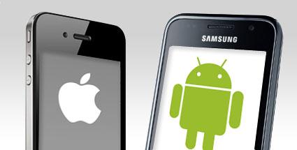Transfiere información de Android a iOS, o viceversa